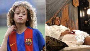 Viata fabuloasa a urmasului lui Messi la Barcelona! La 14 ani, rupe plasele si jocurile! Si are deja un milion de urmaritori