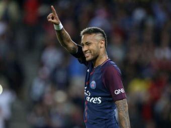 Sefii lui PSG au citit ca Neymar vrea marirea salariului si au raspuns imediat printr-un comunicat! Ce mesaj au transmis