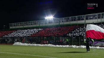 SEPSI 2-2 VOLUNTARI in Liga I| Artificii si coregrafie la primul meci de la SF. Gheorghe! Trei 11m si egalare in prelungiri