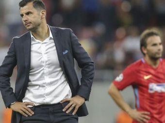 """Dica, DESFIINTAT dupa meciul cu CFR Cluj: """"Cand ajungi sa faci asta, deja nu mai esti antrenor!"""" Momentul care il poate costa pe stelist"""