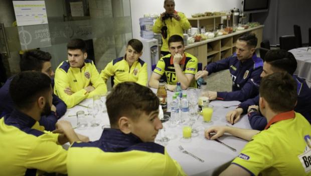 ULTIMA ORA   Romania U19 - Serbia, meci de calificare la Euro, mutat la Ploiesti din cauza zapezii