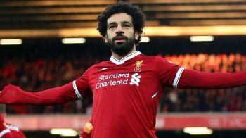 Un nou transfer de RECORD in 2018? Liverpool i-a stabilit pretul lui Salah! Suma URIASA ceruta de englezi