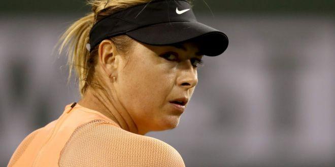 Si-a dat seama ca se face de ras!  Decizia luata de Maria Sharapova dupa infrangerea de la Indian Wells