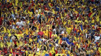 Oltenii au asaltat casele de bilete: 14.000 de bilete vandute pana acum! Romania - Suedia, in direct la PROTV!