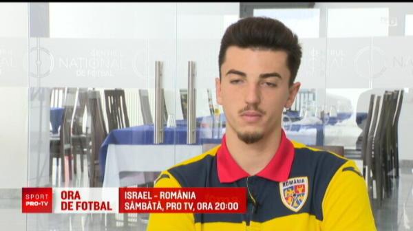 """Morutan nu se teme de criticile lui Gigi Becali: """"Stiam la ce sa ma astept!"""" Ce zice Andrei Vlad despre porecla """"Messi al portarilor"""" data de patron"""
