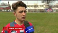 """Poveste TULBURATOARE: """"Mama a murit din cauza drogurilor cand aveam 10 ani!"""" Acum joaca pentru Steaua"""