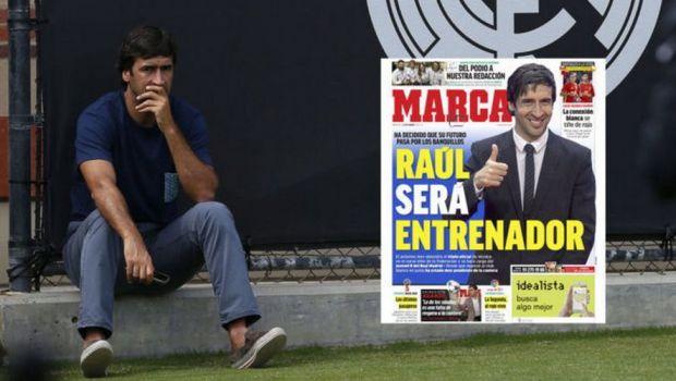 Legenda revine! Raul se face antrenor, iar spaniolii au anuntat deja care este prima echipa pe care o va prelua