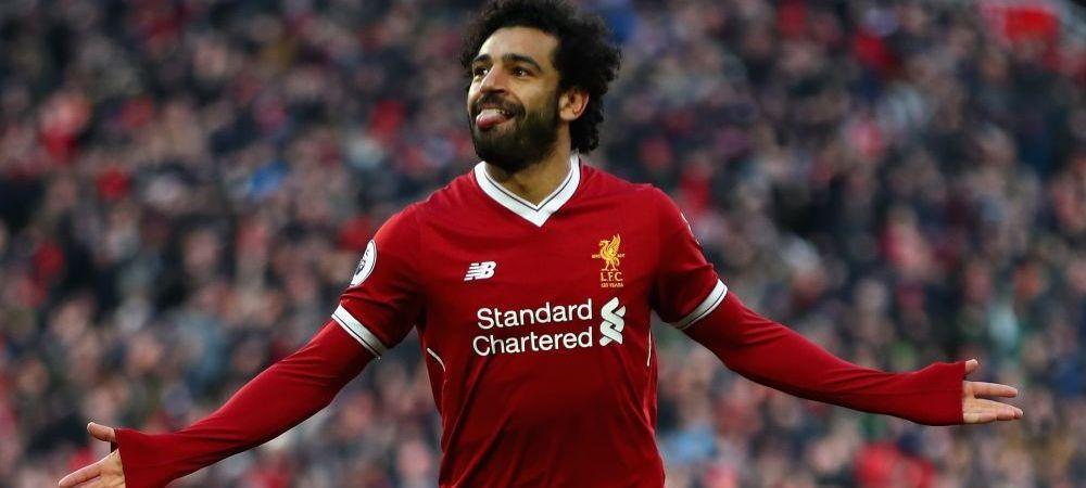 """Salah, mai scump ca Neymar! Liverpool s-a pus in garda dupa ce """"Faraonul"""" a marcat 37 de goluri in 43 de meciuri! Cati bani cere in schimbul sau"""