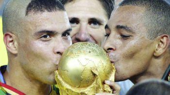 """Cum m-a ajutat bretonul sa iau Cupa Mondiala"". Ronaldo a povestit, la 16 ani distanta, un episod fabulos"