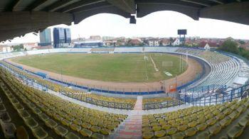 Stadion de 17.000.000 de euro intr-un oras important al Romaniei! Doua echipe pregatite pentru promovarea in Liga I anunta inceperea lucrarilor de modernizare