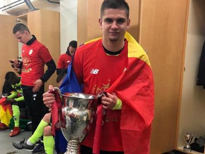 Urias! Razvan Marin, pe lista unei sfert finaliste din UEFA Champions League dupa anul excelent de la Standard Liege. Cine il vrea