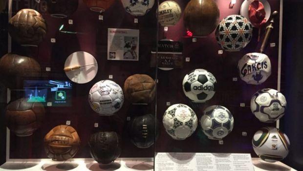SPECIAL   In vizita la Muzeul Fotbalului! Locul in care Hagi isi are locul alaturi de Maradona si Pele: FOTO