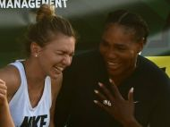 "IMAGINILE ZILEI | ""The beginning of a beautiful friendship"". Simona si Serena, intr-o ipostaza nemaivazuta"