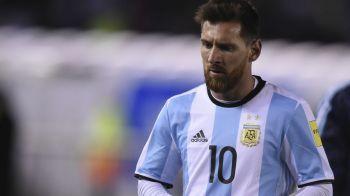Messi este principalul favorit la titlul de golgheter, Argentina abia pe locul 5 in topul sanselor la Mondial! Ce tara are cota cea mai mica la castigarea turneului final