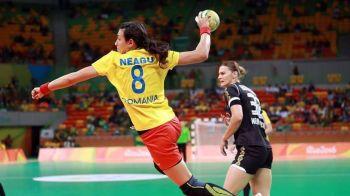 Rusia 30-25 Romania! Nationala tremura pentru calificarea la Euro 2018. Neagu a fost cea mai buna jucatoare a Romaniei