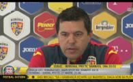"""Promisiunea lui Contra pentru meciurile cu Israel si Suedia: """"Agresivitate si goluri!"""" Meciurile Romaniei se vad la PRO TV"""