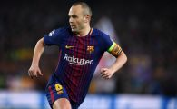 """Iniesta, OUT de la Barcelona?! """"Este una dintre cele mai dificile decizii din viata mea!"""" Ce a spus capitanul catalanilor"""