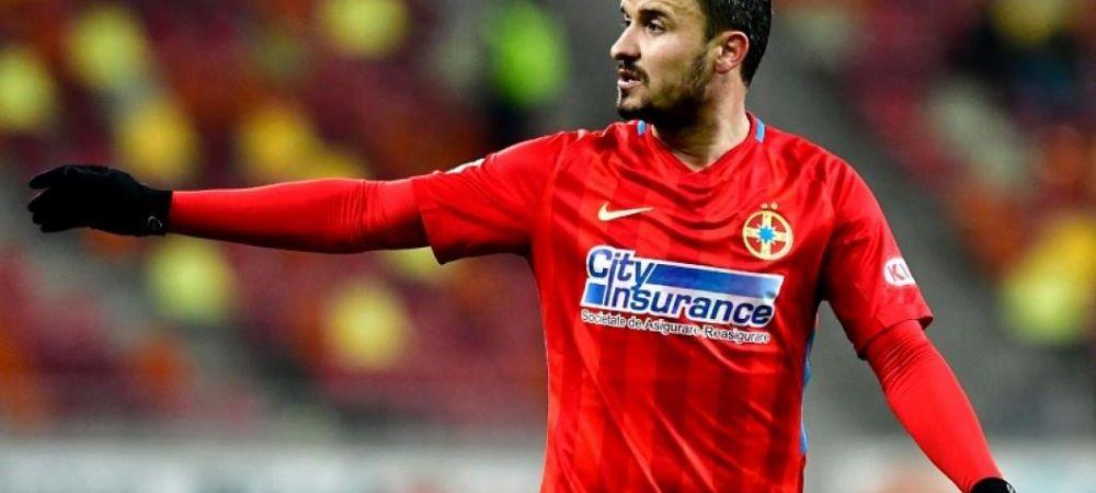 """Curg ofertele pentru Budescu! Anunt de ULTIMA ORA: """"Discutam cu mai multe echipe"""". Pentru ce destinatie ar lasa Steaua"""