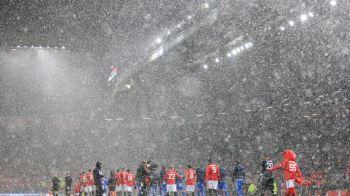 Asa ceva nu se va intampla niciodata in Romania! Manchester United isi indeamna fanii sa tipe mai mult si mai tare pe stadion
