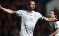 """Manchester United a anuntat oficial plecarea lui Zlatan Ibrahimovic: """"Contractul se incheie acum!"""""""