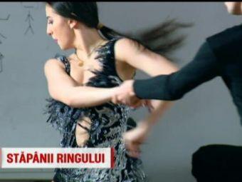 Cel mai tare CUPLU de dans din Romania si-a fixat obiectivul: titlul mondial! Povestea incredibila: cum s-a apucat el de dans