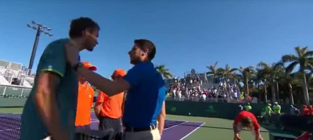 "Scene SOC la Miami: doi jucatori au sarit la bataie: ""Fraiere, sa te uiti la mine cand vorbesc cu tine!"" VIDEO"