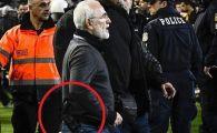 Patru cluburi REFUZA sa mai joace in campionat din cauza patronului lui PAOK! Cum se schimba fotbalul din Grecia in urma incidentelor de la Salonic