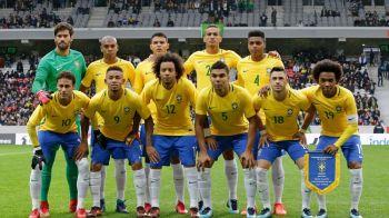 """Urmatorul MAGICIAN dat fotbalului de catre Brazilia: """"Va fi cel mai bun din lume!"""" Va fi CAPITAN intr-o echipa plina de vedete"""