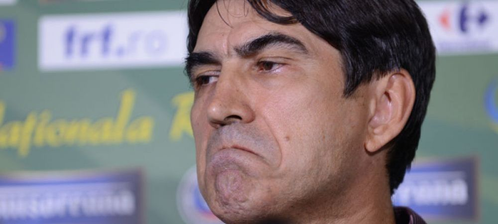 """Piturca a inchis orice negociere: """"Nu, nu, nu! Nu se pune problema!"""" Echipa de Liga 1 refuzata de fostul selectioner"""