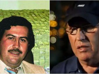 De la cocaina la afaceri cu bani virtuali! Cu ce se ocupa a ajuns sa se ocupe Roberto Escobar, fratele celui mai mare traficant din istorie
