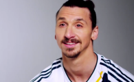 """""""Un loc diferit, acelasi Zlatan"""". Cum s-a prezentat Ibrahimovic la prima aparitie in tricoul lui LA Galaxy: VIDEO"""