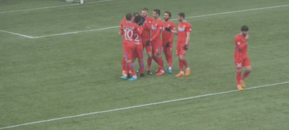Chiajna 2-1 Steaua, CFR 3-1 ACS Poli | Stelistii pierd pe terenul Concordiei, dupa ce Alibec a marcat: VIDEO