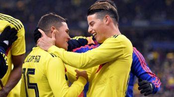 Au avut 2-0 in minutul 26, apoi a inceput nebunia columbienilor! Falcao si Muriel au dat recital pe Stade de France | REZUMAT VIDEO