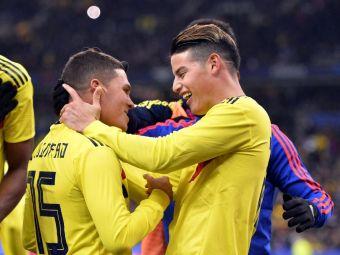 Au avut 2-0 in minutul 26, apoi a inceput nebunia columbienilor! Falcao si Muriel au dat recital pe Stade de France   REZUMAT VIDEO