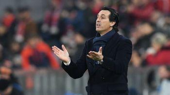 """""""Emery nu va mai antrena echipa din sezonul urmator!"""" Planurile lui PSG, facute PUBLICE de o vedeta din echipa!"""