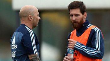 Argentina a fost trimisa de spanioli sa se antreneze in cantonamentul Realului, dar Messi NU s-a dus! De ce a lipsit starul Barcei