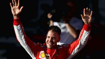 Ferrari incepe perfect anul! Sebastian Vettel a castigat Marele Premiu al Australiei!