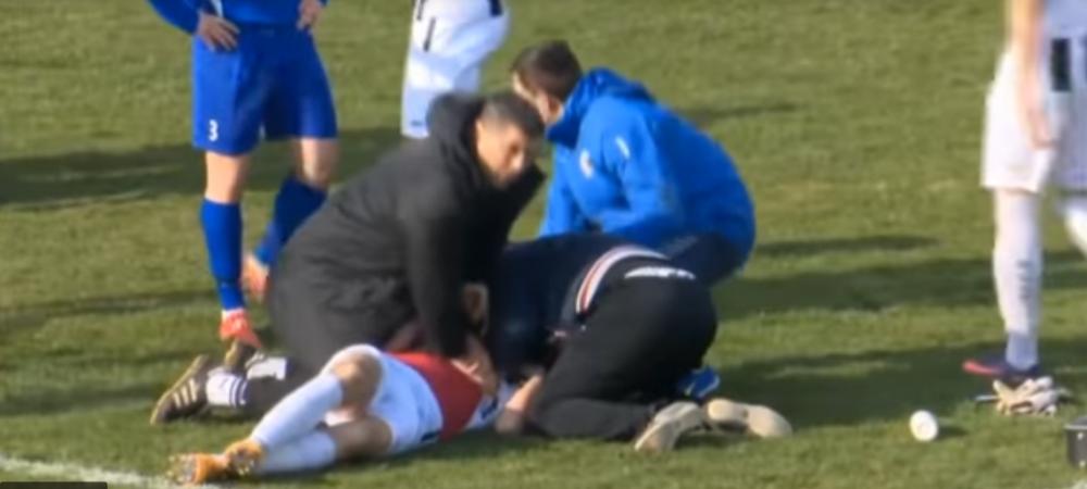 O noua TRAGEDIE INCREDIBILA pe teren! Un jucator a MURIT dupa ce a fost lovit cu mingea in piept! VIDEO