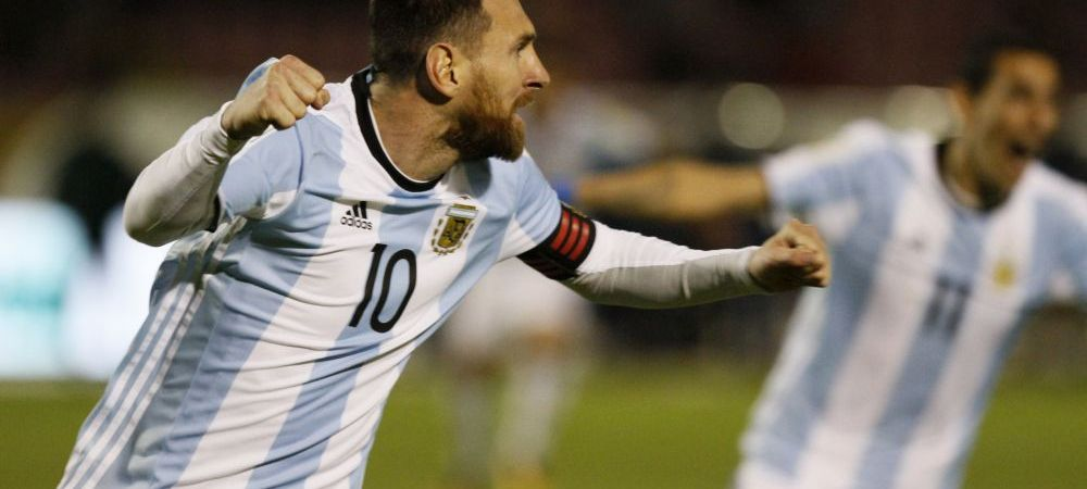 """Il incalzim pe Messi pentru Mondial? :) Contra confirma negocierile cu Argentina: """"E adevarat, dar mai multe nu pot sa spun!"""""""