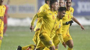 """""""Daca jucam la egal stricam tot ce am facut pana acum"""". Noua stea a Romaniei, discurs de mare campion inaintea meciului decisiv pentru calificarea la EURO U19"""