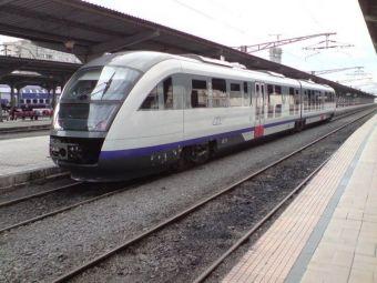 Adio tren direct Gara de Nord - Aeroport! Unul dintre proiectele promise in dosarul depus pentru organizarea EURO 2020 nu va fi realizat