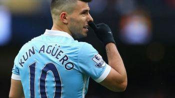 Guardiola nu voia sa auda asta: Aguero si-a anuntat plecarea de la City! Clubul la care va juca pe final de cariera