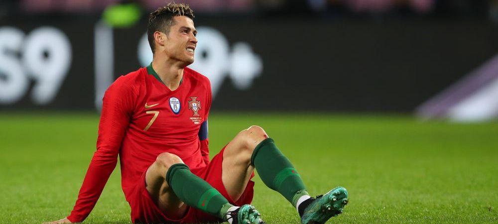 De data asta nu le-a mai mers! Portugalia lui Ronaldo, umilita de Olanda! Ce s-a intamplat in amicalul de la Geneva: REZUMAT VIDEO