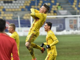 Razbunarea nationalei U19! Au trait prima DRAMA in fotbal dupa un gol primit in prelungiri, acum au marea sansa! ROMANIA U19 - UCRAINA U19, ora 19.00 la Pro X