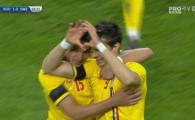 Razbunare amicala! Romania 1-0 Suedia, pe noul Oblemenco. SUPER GOL marcat de Rotariu: VIDEO
