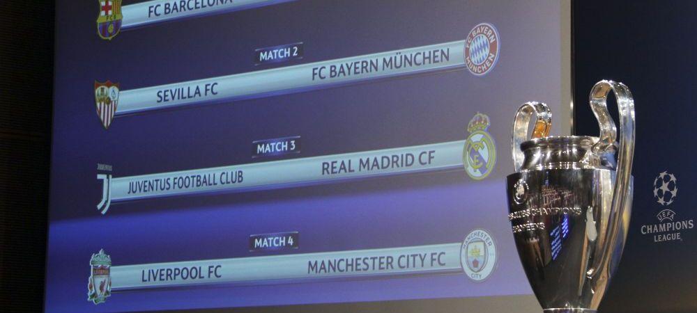 UEFA a anuntat oficial schimbari URIASE pentru Liga Campionilor in sezonul viitor! Se renunta la ora 21.45 si apare a 4-a inlocuire in timpul meciurilor