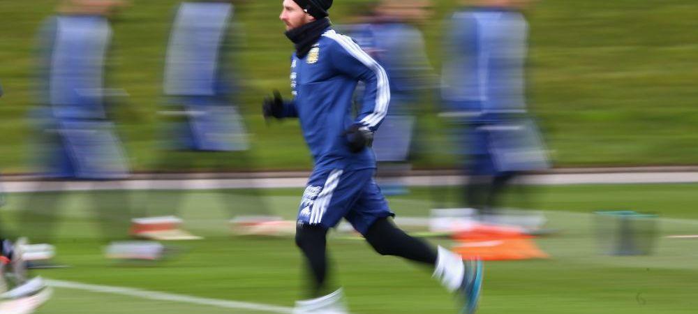 """ALARMA Messi""! Catalanii tremura inainte de meciul Argentina - Spania! Ce se intampla cu starul Barcei"