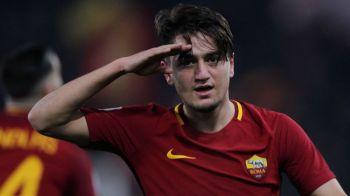 """""""Da, Barcelona ne-a cautat deja"""". Surpriza uriasa: catalanii au inceput discutiile pentru o perla a Romei chiar inaintea bataliei din UCL"""
