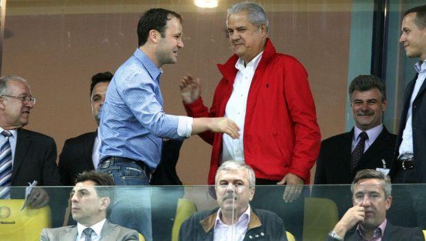 ULTIMA ORA   Adrian Nastase vrea sa se implice la Dinamo! Mesajul transmis lui Cornel Dinu de fostul premier