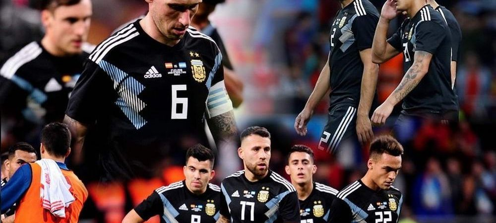 """UMILINTA, CATASTROFA, PUMN IN FIGURA!"" Argentinienii se tem pentru Cupa Mondiala: ""Fara Messi nu existam!"" VIDEO"